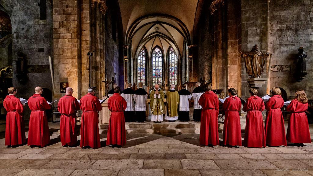 Missa in Mysterium ism Herman Finkers