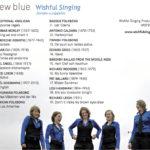New blue tracklist