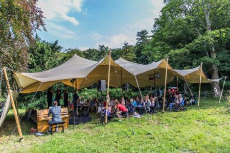 Familieconcert Koorbiënnale, juli 2017 | foto's door Melle Meivogel
